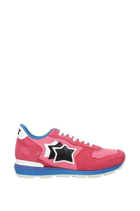 Atlantic Stars Sneakers antar Uomo - Camoscio (CAMOSCIOANTARCR) 44 EU B0Hg0Mokuj