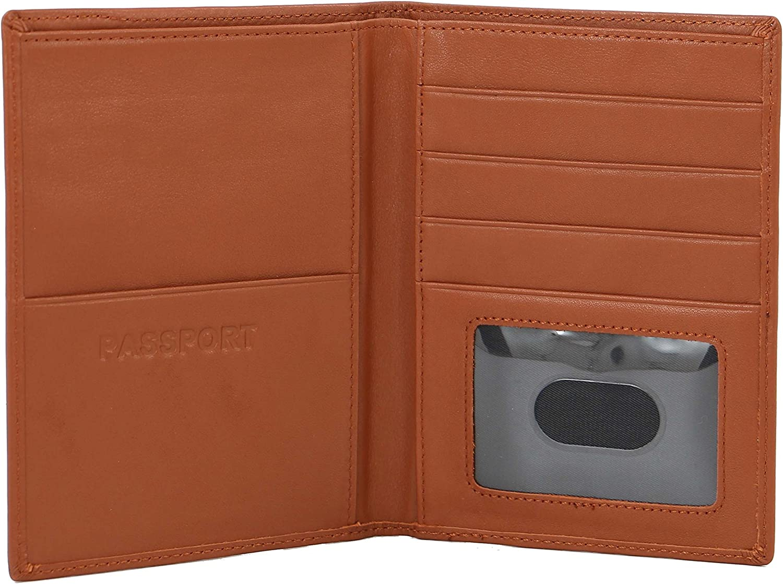 Lay Sheep Jacket Multi-purpose Travel Passport Set With Storage Bag Leather Passport Holder Passport Holder With Passport Holder Travel Wallet