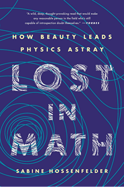 Lost in Math: How Beauty Leads Physics Astray Illustrated, Hossenfelder,  Sabine - Amazon.com