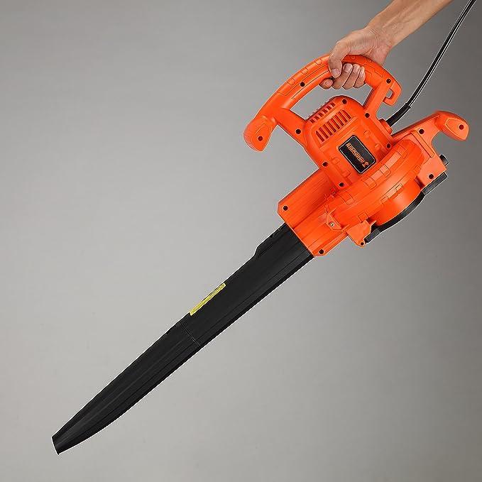 Amazon.com: ORCISH 3 en 1 soplador de hojas eléctrico ...