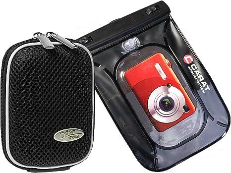 Cámara de Fotos Funda Hard Caja MeMO M Black Set con Bolsa de bajo el Agua hasta 6 Metros: Amazon.es: Electrónica