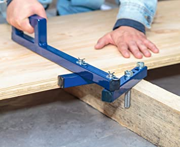 Floor Decking Tool Board Bender - Hardwood Bow Wrench Deck
