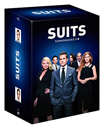 Pack. Suits - Temporada 1-8 [DVD]: Amazon.es: Gabriel Macht ...