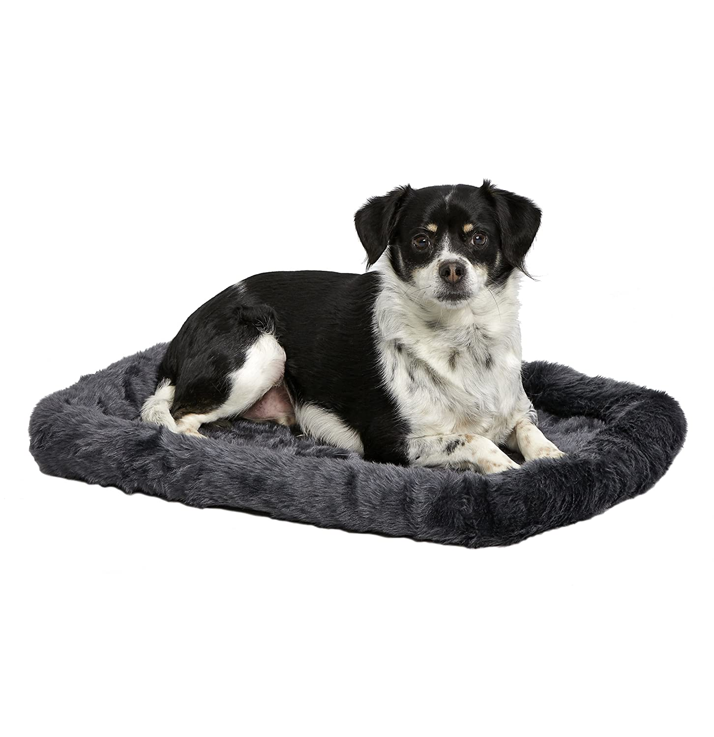MidWest Deluxe Bolster Pet Bed...