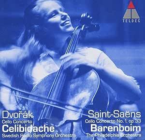 Dvorak & Saint-Saens: Cello Concertos