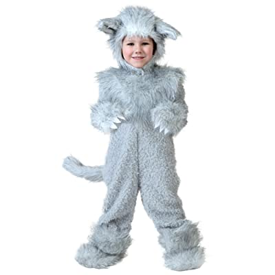 Toddler Wolf Costume: Clothing