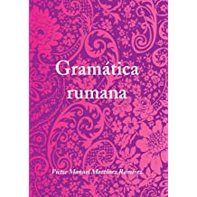 Gramática rumana (Spanish Edition) Jan 7, 2010