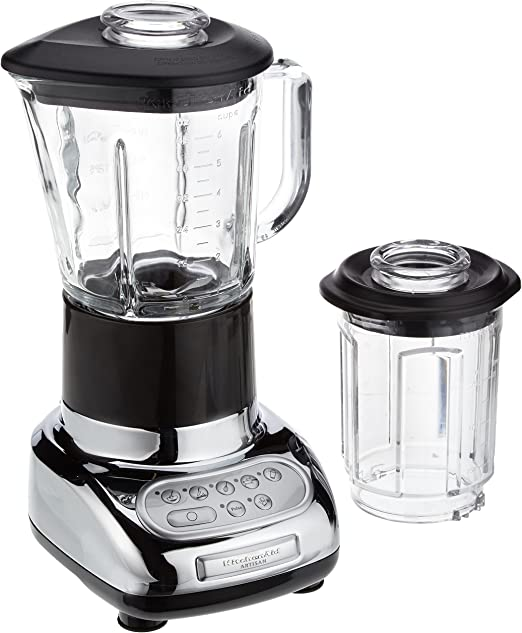 KitchenAid Artisan, Vidrio, Acero inoxidable, Cromo, 220 ...