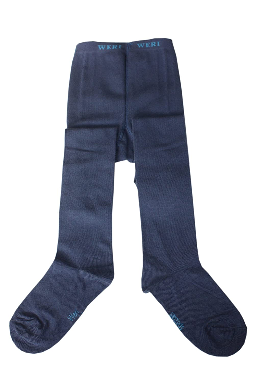 Weri Spezials Baby and Children Tights, monotonous Jeans