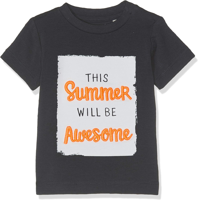 NAME IT Baby-Jungen Nbmjeco Ss Top T-Shirt
