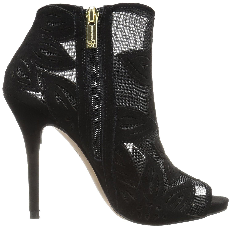 Jessica Simpson Frauen Bliths Peep Toe Toe Toe Leder Klassische Pumps 160918
