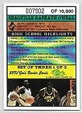 1994 Classic 23 Karat Gold Border Shaquille O'Neal