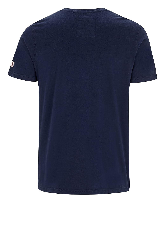 GOODYEAR Men's Round Collar T-Shirt
