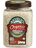 RiceSelect Organic Arborio Rice, 32-Ounce (Pack of 4)