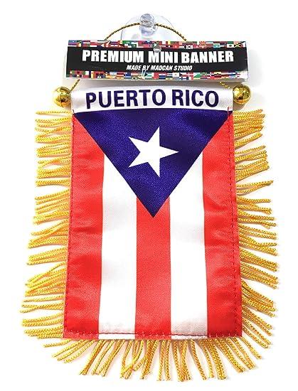 Puerto Rico Black Flag Premium Edition