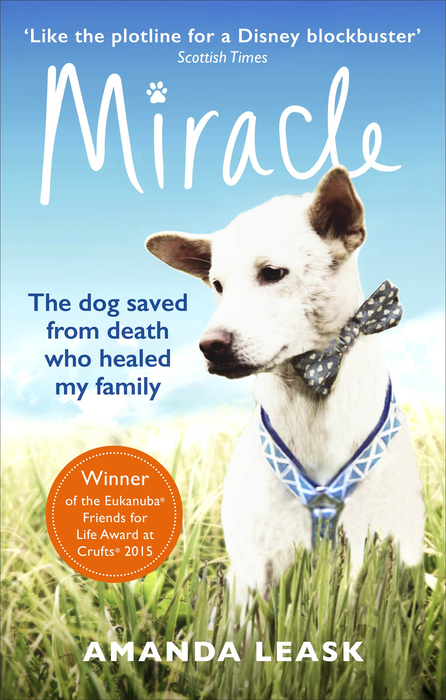 Download Miracle: The Extraordinary Dog that Refused to Die pdf epub