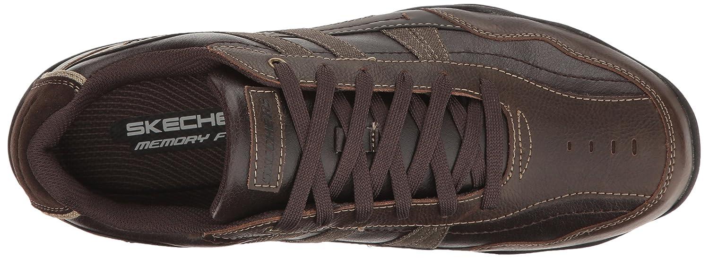 Skechers Herren Diameter-Henson Derby, braun, (Dkbr) Medium Braun (Dkbr) braun, be56bb
