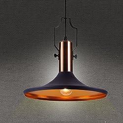 MSTAR Industrial Black Pendant Light Kitchen Bar Lighting Fixture Barn Lampshade Farmhouse Pendant Light Shade