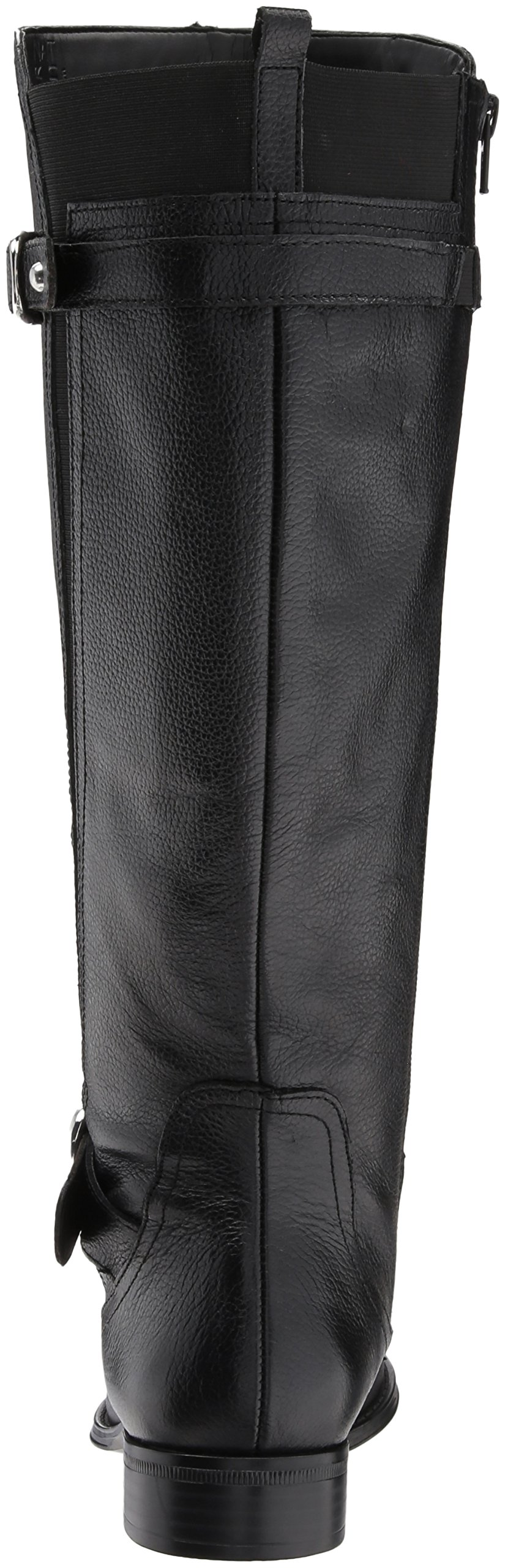 Naturalizer Women's Jenelle Wc Riding Boot, Black, 7.5 M US by Naturalizer (Image #2)
