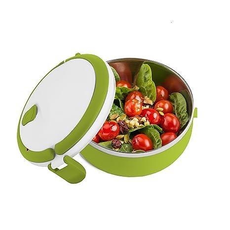 Amazon.com: modernhome Acero Inoxidable Lunchbox, Verde ...
