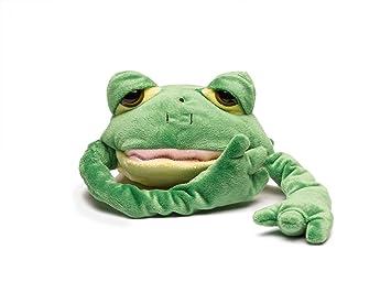 Roffle Mates - Freddy The Frog Rana de peluche (Funtime Gifts AR5580): Amazon.es: Juguetes y juegos