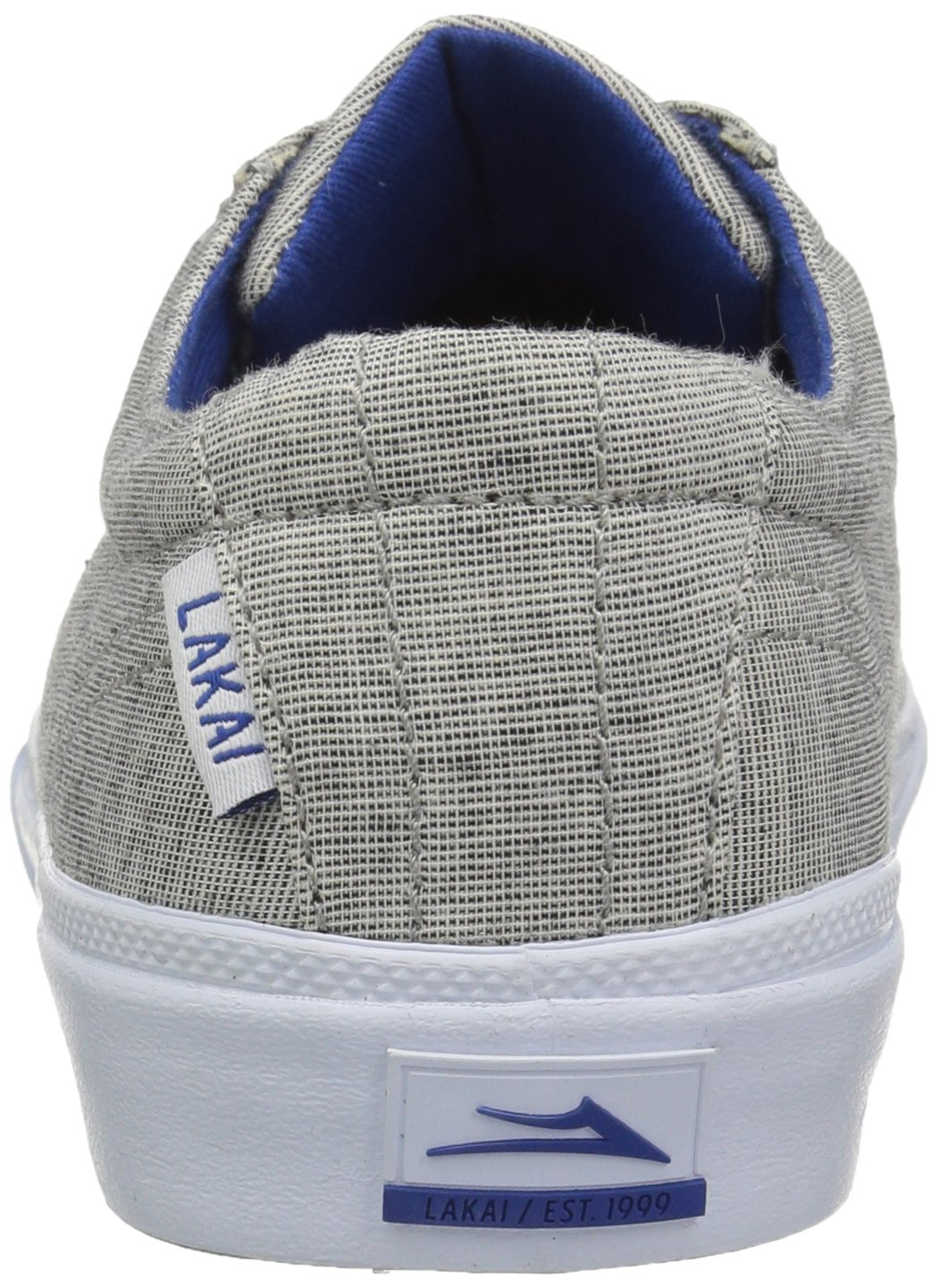 Lakai Daly Skate Shoe B01N33JLQ2 11 M US Grey Textile