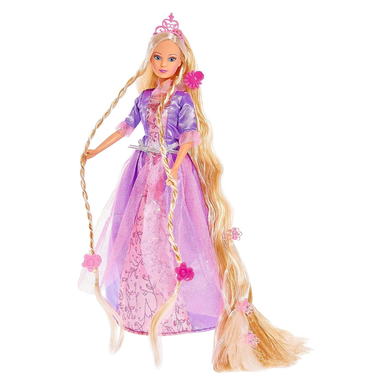 Smoby 105730722Steffi Love–Rapunzel Juguete Simba Smoby 105730722001