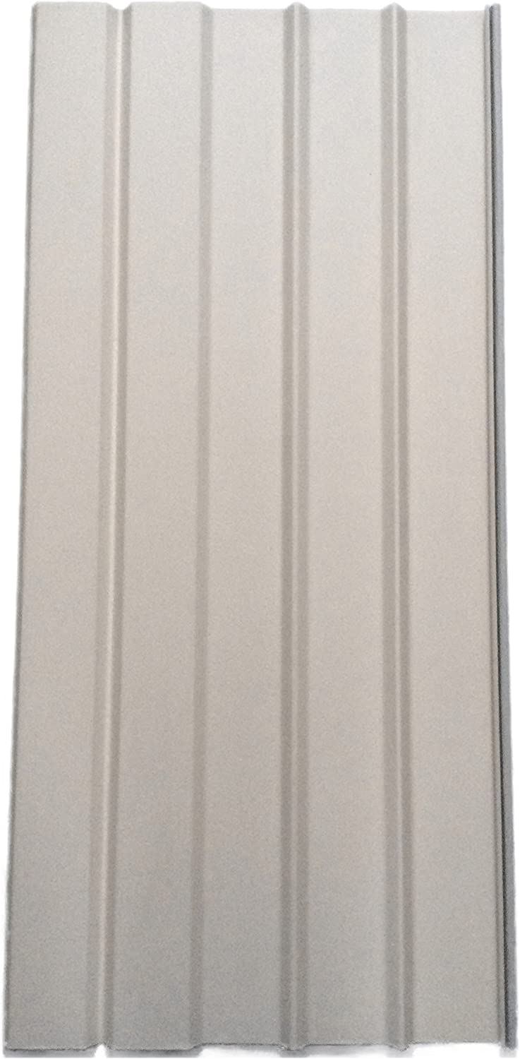 "Mobile Home Skirting Box of 10 Desert Sand Solid Panels 16"" Wide X 28"" Tal"