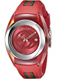 Gucci SYNC L Stainless Steel Watch(Model:YA137303)