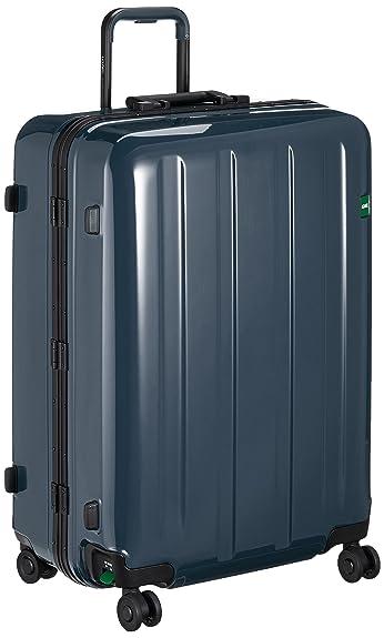 a921641a46 Amazon | [ロジェール] スーツケース 保証付 100L 72 cm 5.6kg NOVIGO-L ブルー | スーツケース