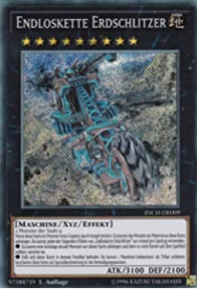 Auflage INCH-DE052 Phantomfestung Enterblathnir Deutsch Yu-Gi-Oh Super Rare 1