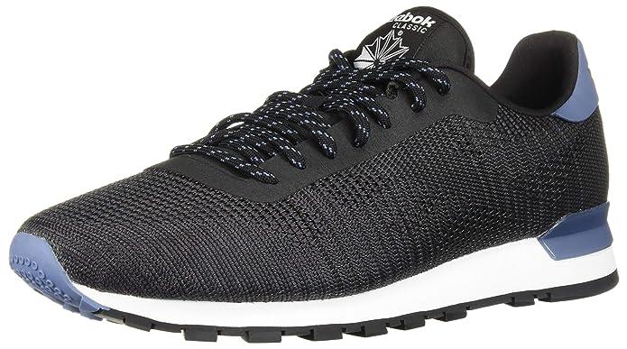 c922e0333e7 Reebok Men s Classic Leather Fashion Sneaker Black  Amazon.ca  Shoes    Handbags