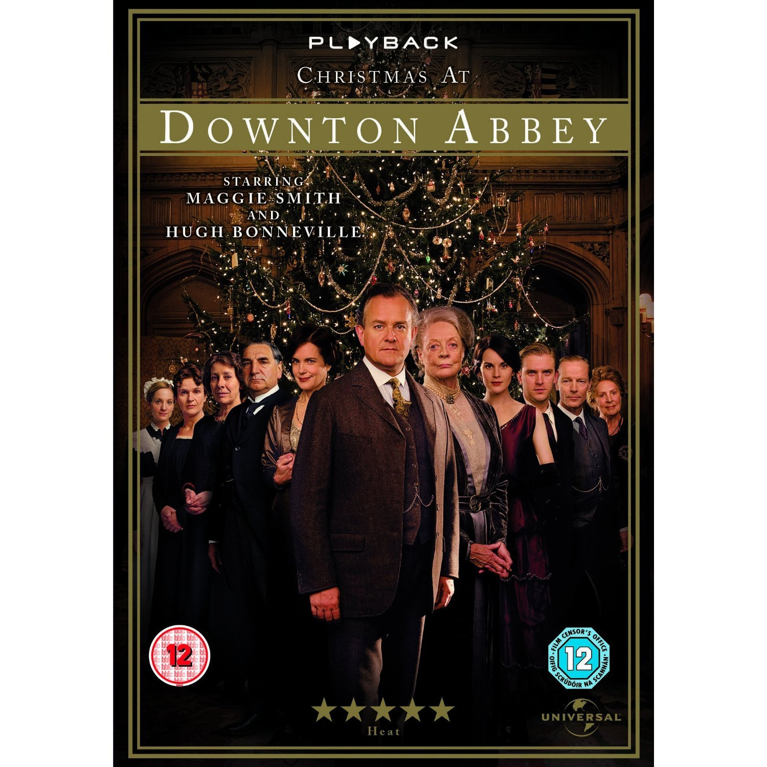 Amazon.com: Christmas At Downton Abbey [Will NOT Play on USA Players ...