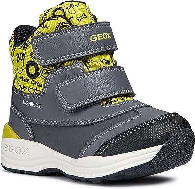 Geox B New Gulp B ABX B, Bottes & Bottines Classiques bébé