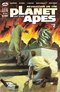 Revolution on the Planet of the Apes #2 Mr Comics January 2006