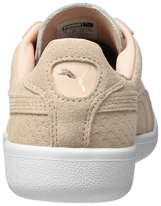 Puma Madrid Perf Suede Wn's, Sneakers Basses Femme: Amazon