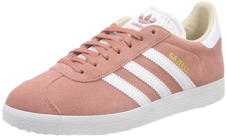 watch 12e49 c2a87 Amazon.com  adidas Shoes Woman Low Sneakers CQ2186 Gazelle W  Fashion  Sneakers