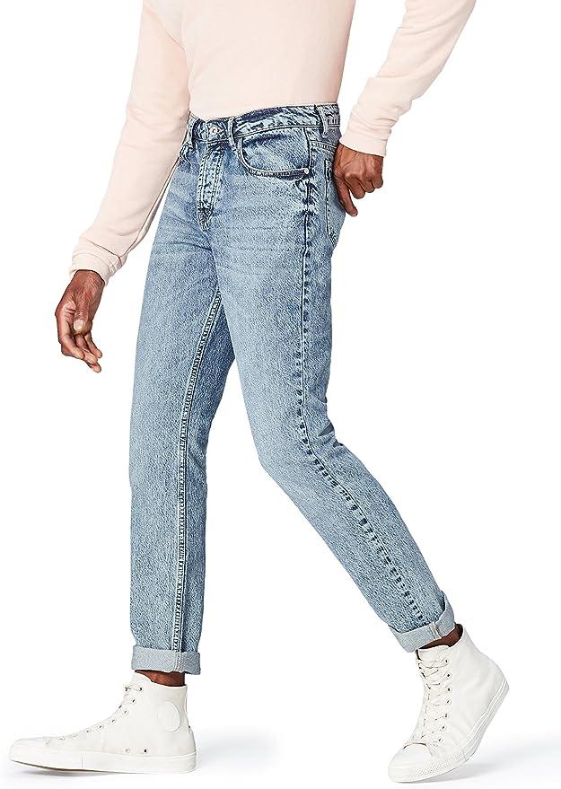 TALLA 31W / 34L. find. Jeans Hombre