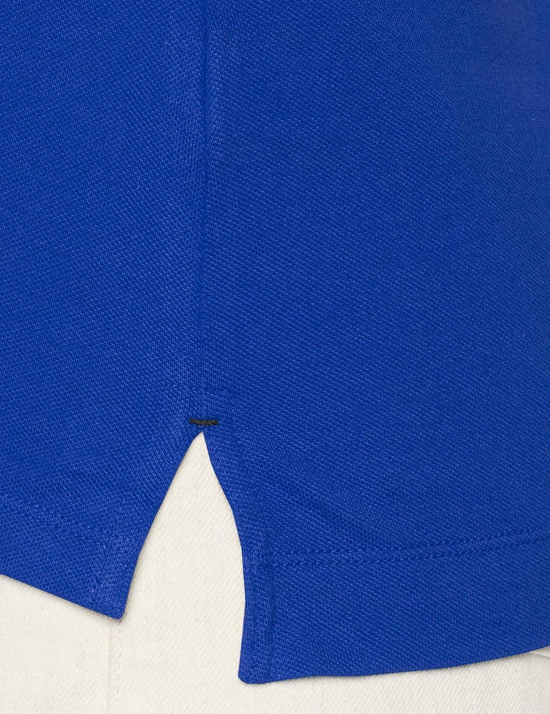 Tommy Hilfiger Damen Long Sleeve Slim Polo Poloshirt