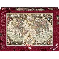 Art Puzzle Dünya Haritası 1500 Parça