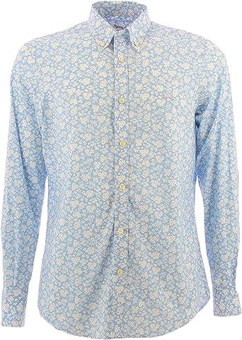 Harmont&Blaine Floral - Camisa: Amazon.es: Ropa y accesorios