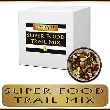 Amazon com : Organic Super Food Trail Mix Bulk 5 LBS