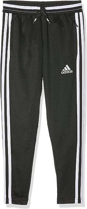 Intrusión compresión capoc  Amazon.com: adidas Condivo 16 Training Skinny Pants (Youth) - Black/White  -: Clothing
