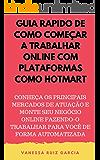 Guia Rapido de Como Começar a Trabalhar Online Com Plataformas Como Hotmart: Conheça os principais mercados de atuação e monte seu negócio online fazendo-o trabalhar para você de forma automatizada