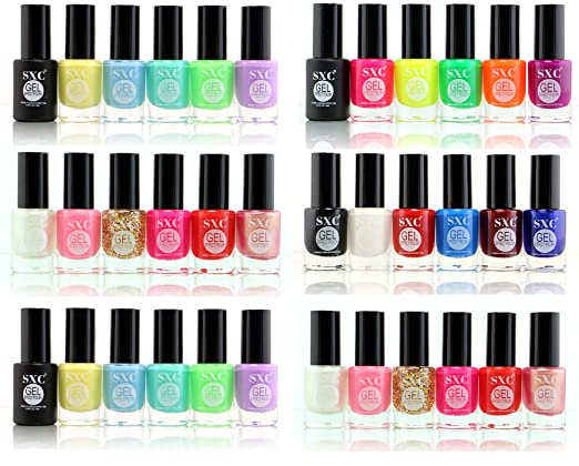 Best No Light Gel Polish Reviews 2019 - DTK Nail Supply