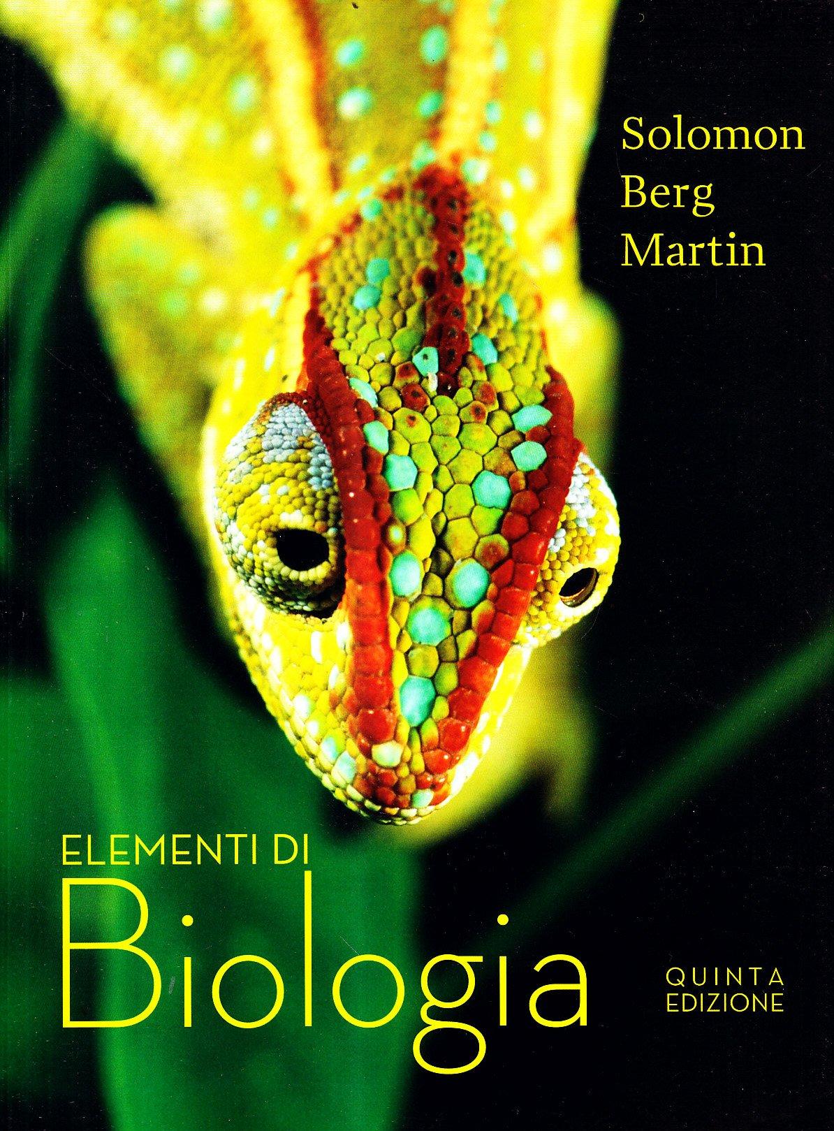 Di solomon pdf biologia elementi