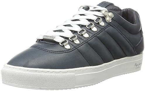 Pepe Jeans Marion T. Color, Zapatillas para Mujer: Amazon.es: Zapatos y complementos