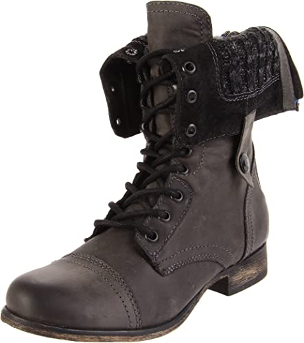 Cablee Lace-Up Boot