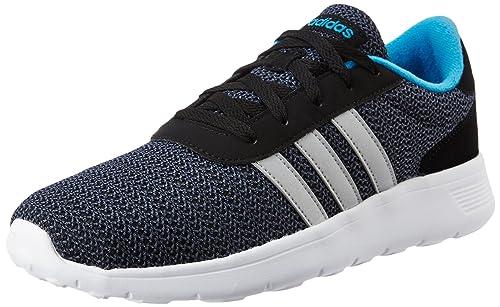 22b09695 adidas Lite Racer, Zapatillas de Deporte para Hombre, Negro  (Negbas/Plamat/Azusol), 38 EU: Amazon.es: Zapatos y complementos