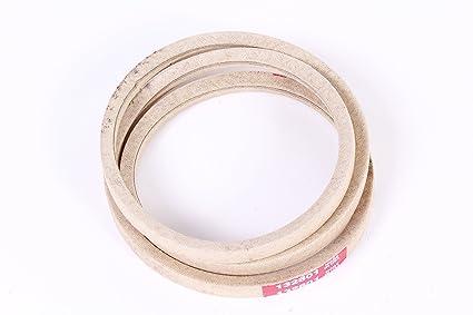 81dppvT%2BCML._SX425_ amazon com husqvarna 532132801 tiller drive belt genuine original